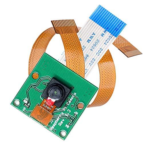 AZDelivery Kamera mit 15cm Flexkabel für Raspberry Pi und 30cm Flexkabel für Raspberry Pi Zero inklusive E-Book!