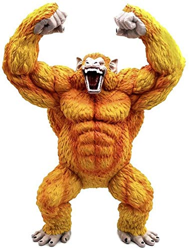 WANGSHAOFENG Una Figura súper Grande se transforma en un Gorden Great Meme Gorilla. Figuras Dragon Ball Super