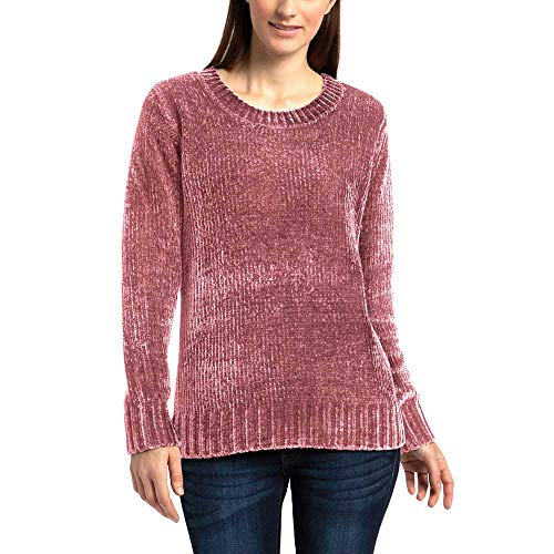 Marchio Pullover Donna find Chenille Bubble Sleeve