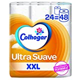 Colhogar papel higiénico Ultra Suave XXL 24 rollos
