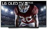 LG OLED55C9PUA Alexa Built-in C9 Series 55' 4K Ultra HD Smart OLED TV (2019)