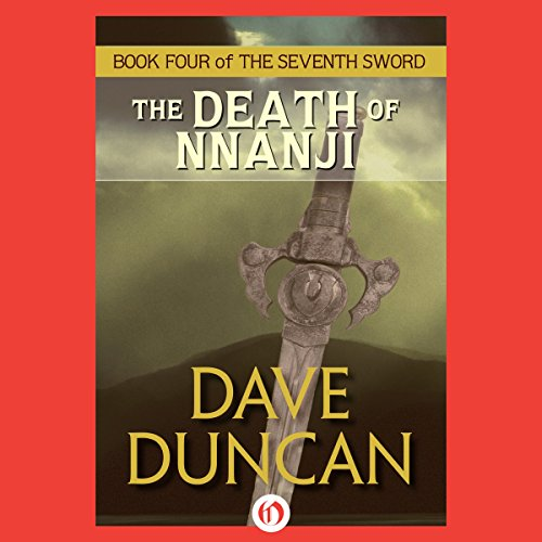 The Death of Nnanji audiobook cover art