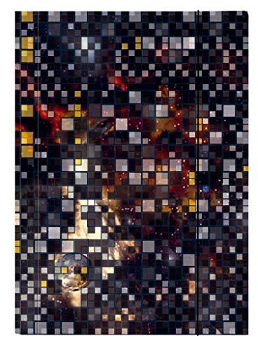VELOFLEX 4432996 Galaxy - Carpeta (DIN A3, 1 unidad)