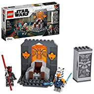 LEGO 75310 Star Wars Duel on Mandalore Building Toy for Boys and Girls Age 7 , Set with Darth Maul M...