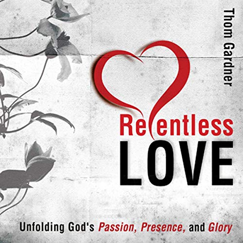 Relentless Love audiobook cover art