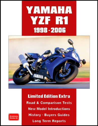 Yamaha YZF R1 Limited Edition Extra: 1998-2006: Comparison Tests, History, Buyers Guide, Long-term Report, Driving Impressions, Used Test