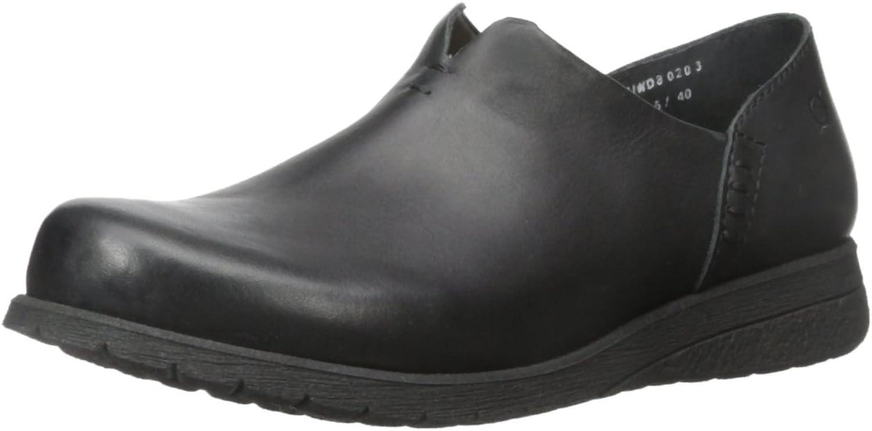 Born Damen Nani, schwarz Full Grain Leather, 38.5 38.5 EU  Rabattaktionen