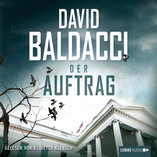 Der Auftrag audiobook cover art