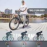 BIKFUN Elektrofahrrad, 20 Zoll E-Bike, Lithium-Akku - 7