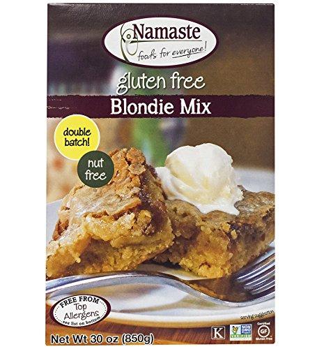 Namaste Foods Gluten Free Blondie Brownie Mix 30 oz Pack of 6
