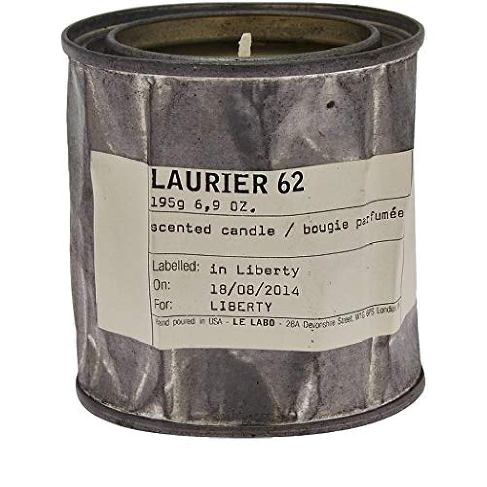 デッキマオリ反発[Le Labo ] ルラボローリエ62キャンドル195グラム - Le Labo Laurier 62 Candle 195g [並行輸入品]