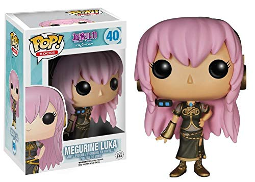 Funko - POP Rocks - Vocaloid - Megurine Luka