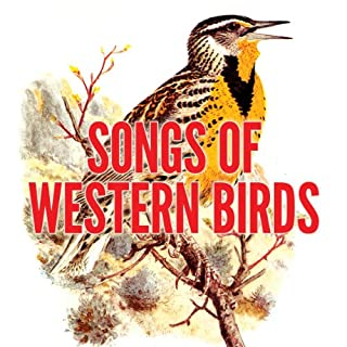 Songs of Western Birds audiobook cover art