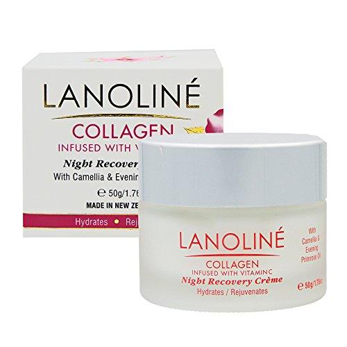 Lanoline Collagen Vitamin C Night Recovery Cream