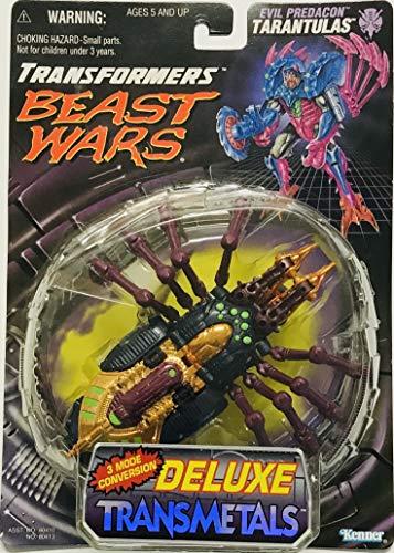 Transformers Beast Wars Transmetals Tarantulas Transfomers by