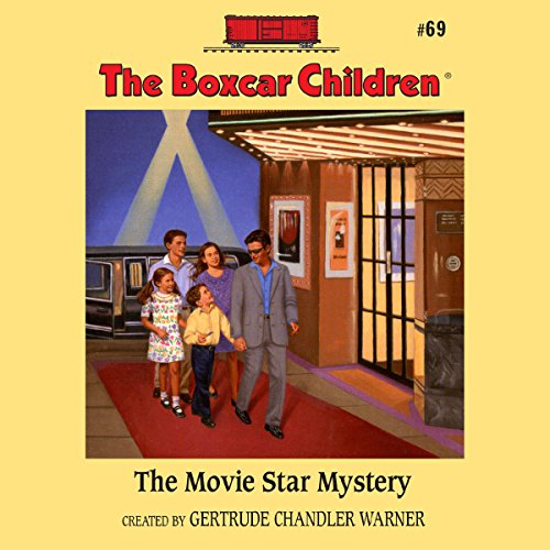 The Movie Star Mystery audiobook cover art