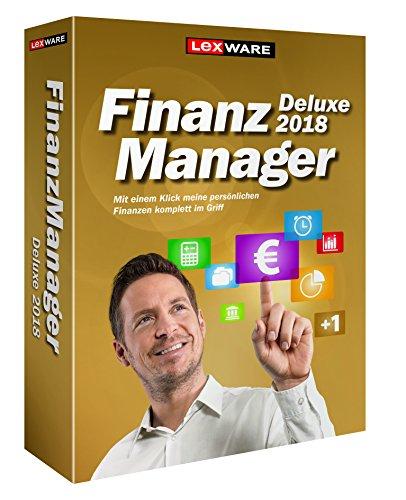 bester Test von online banking programme Vollversion / Lexware Finanz Manager Deluxe 2018 FFP / Version 25 / Kommerzielle Version