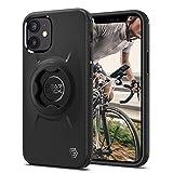 Caja De Montaje De Bicicleta Gearlock Diseñado Para El Iphone 5.4 Pulgadas (2020) - Negro