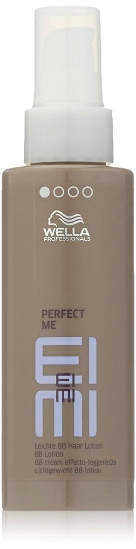 挨拶ガイドライン宙返りWella EIMI Perfect Me - Lightweight BB Lotion 100 ml [並行輸入品]