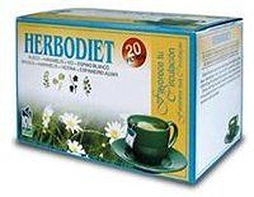 Herbodiet Infusiones Favorece Tu Circulacion 20 filtros de Nova Diet