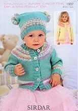 Sirdar Snuggly Baby Crofter DK Baby Knitting Pattern 1997 by Sirdar