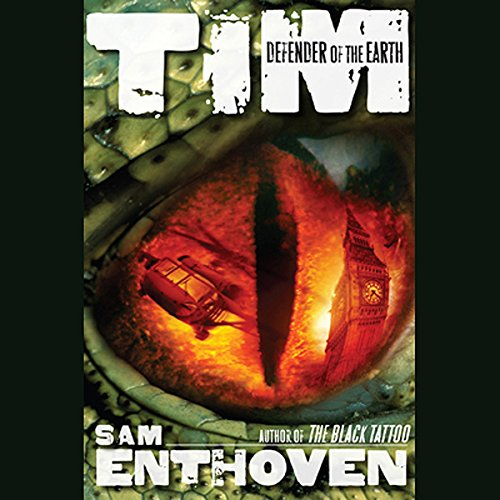 Tim, Defender of the Earth cover art