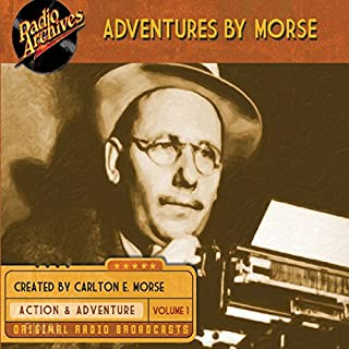 Adventures by Morse, Volume 1 audiobook cover art