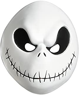 Disguise Men's The Nightmare Before Christmas Jack Skellington Costume Mask
