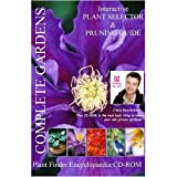 Complete Garden: Chris Beardshaw Interactive 2,700 plant selector and pruning guide: Plant Finder Encyclopaedia (PC/Mac CD) -