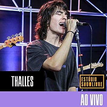 Thalles no Estúdio Showlivre (Ao Vivo)
