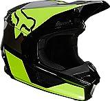 Fox V1 Revn Helmet Yellow M