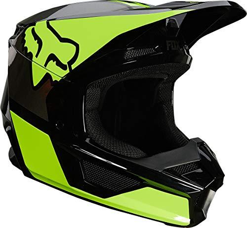 Fox V1 Revn Helmet Yellow L