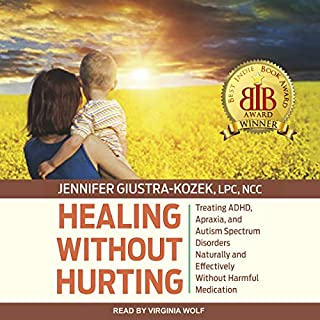 Healing without Hurting audiobook cover art
