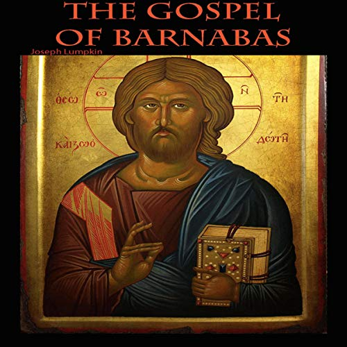The Gospel of Barnabas audiobook cover art