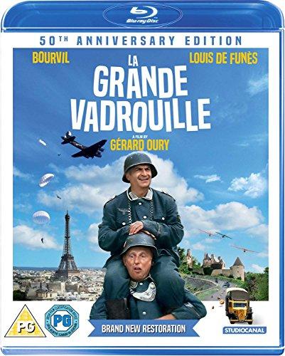 La Grande Vadrouille [Edizione: Regno Unito] [Blu-Ray] [Import]
