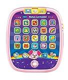 Vtech 80-602954 Babys Lerntablet pink, Babytablet, Mehrfarbig