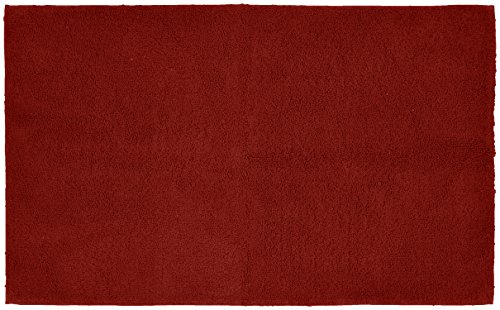 Garland Rug Queen Cotton Washable Rug, 30-Inch by 50-Inch, Chili Pepper Red