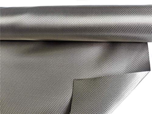 emf shielding fabrics Faraday Fabric-EMI RFID Shielding-Block WiFi/RF Anti-Radiation Military Grade for Radiowave Microwave and Other Electromagnetic Fields 39