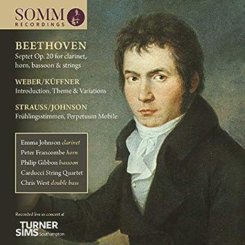 Beethoven, Küffner & Strauss: Chamber Works