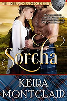 Sorcha (The Highland Clan Book 8) by [Keira Montclair, Angela Polidoro]