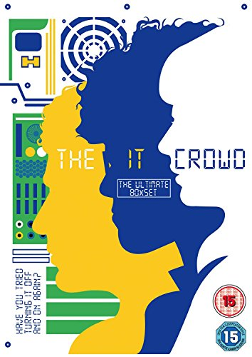 IT Crowd - Ultimate Box Set [5 DVDs] [UK Import]