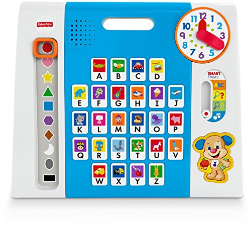 Fisher-Price A-to-Z Smart Pad