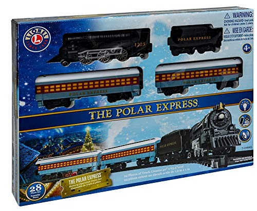 Lionel The Polar Express Small Scale Train Set