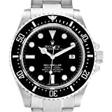 Rolex Sea-Dweller Automatic-self-Wind 116600 - Reloj de pulsera para hombre (certificado prepropietario)