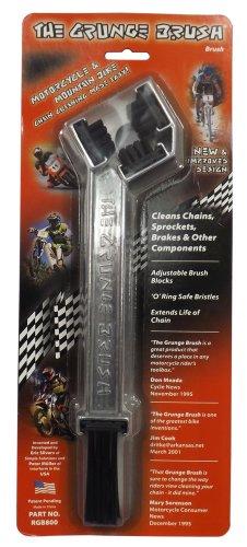 Simple Solutions Aluminum Grunge Brush