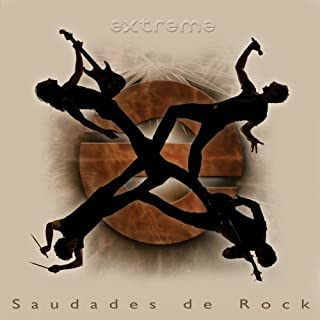 Saudades De Rock by Extreme (2008-08-13)