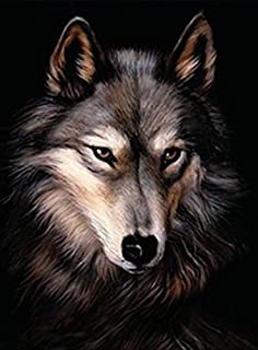 3D Poster - Wolf