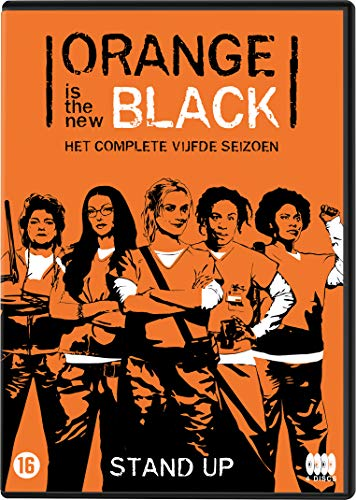 Orange Is The New Black S5 (DVD) 2018