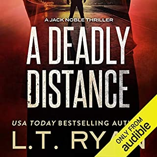 A Deadly Distance cover art