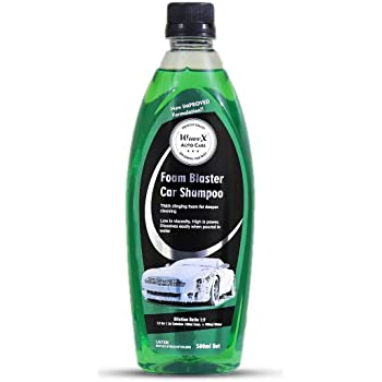 Wavex® Snow Foam Concentrate Car Shampoo 500ml